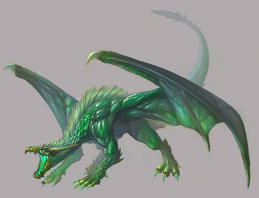 Dragon Wallpaper 058