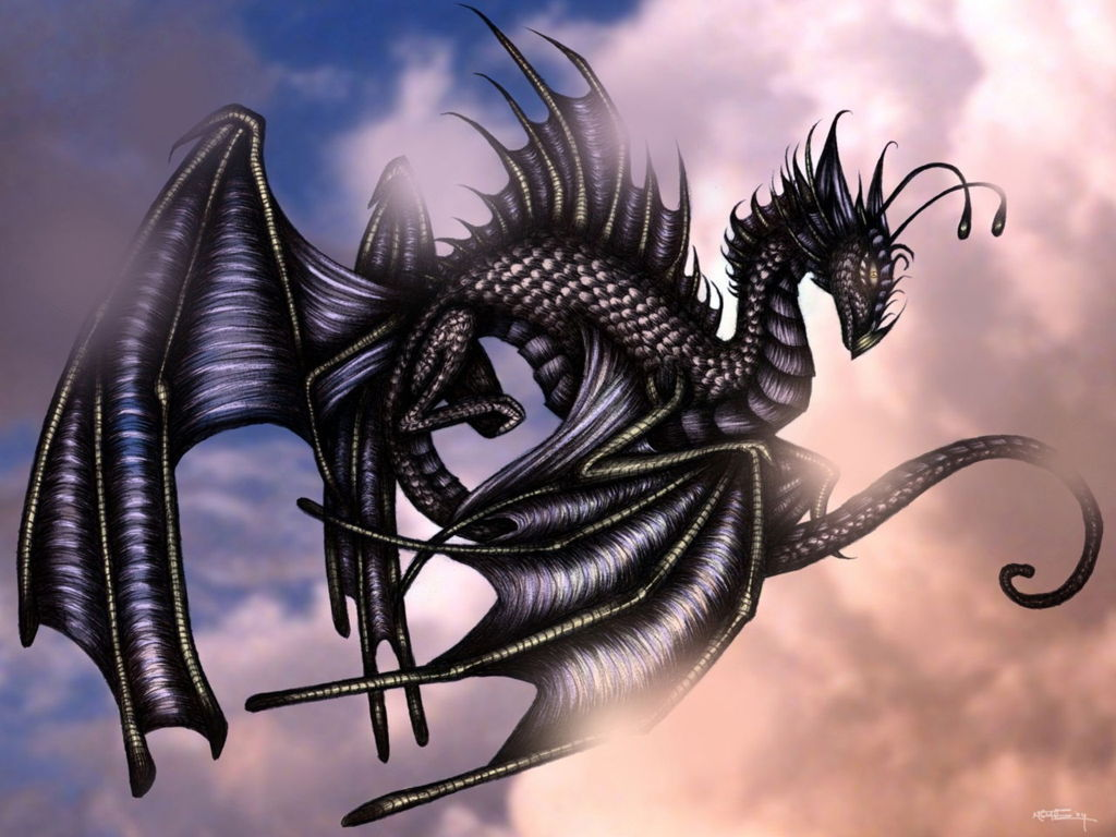 Dragon Wallpaper 059