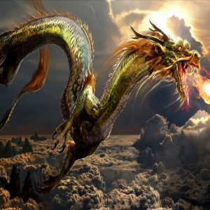 Dragon Wallpaper 062 300x300
