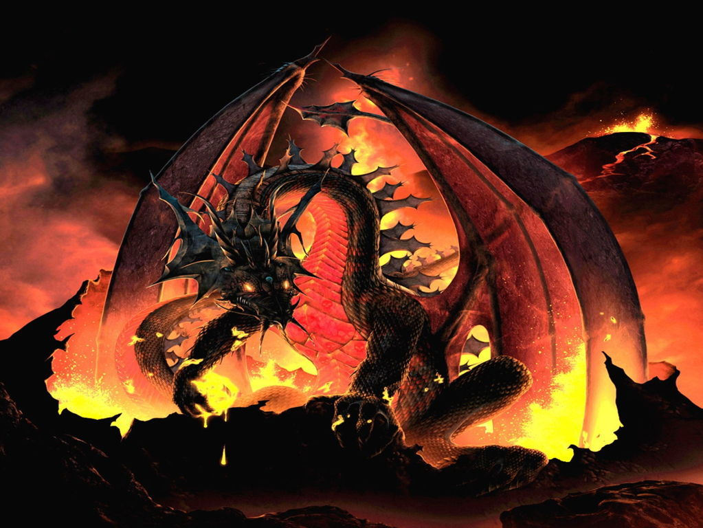 Dragon Wallpaper 064