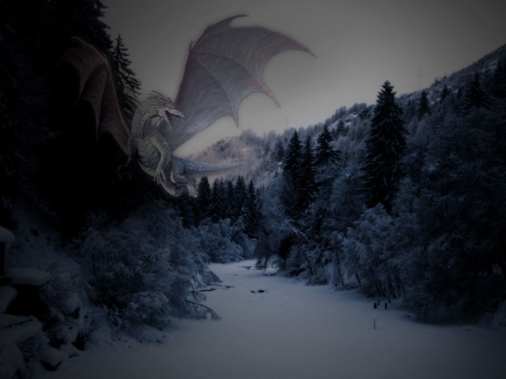 Dragon Wallpaper 067