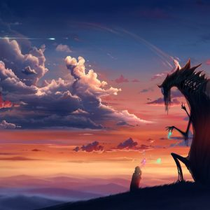 Dragon Wallpaper 072 300x300