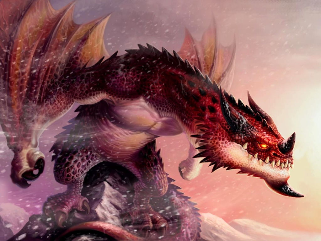 Dragon Wallpaper 077