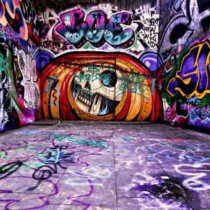 Graffiti Wallpaper 008 300x300