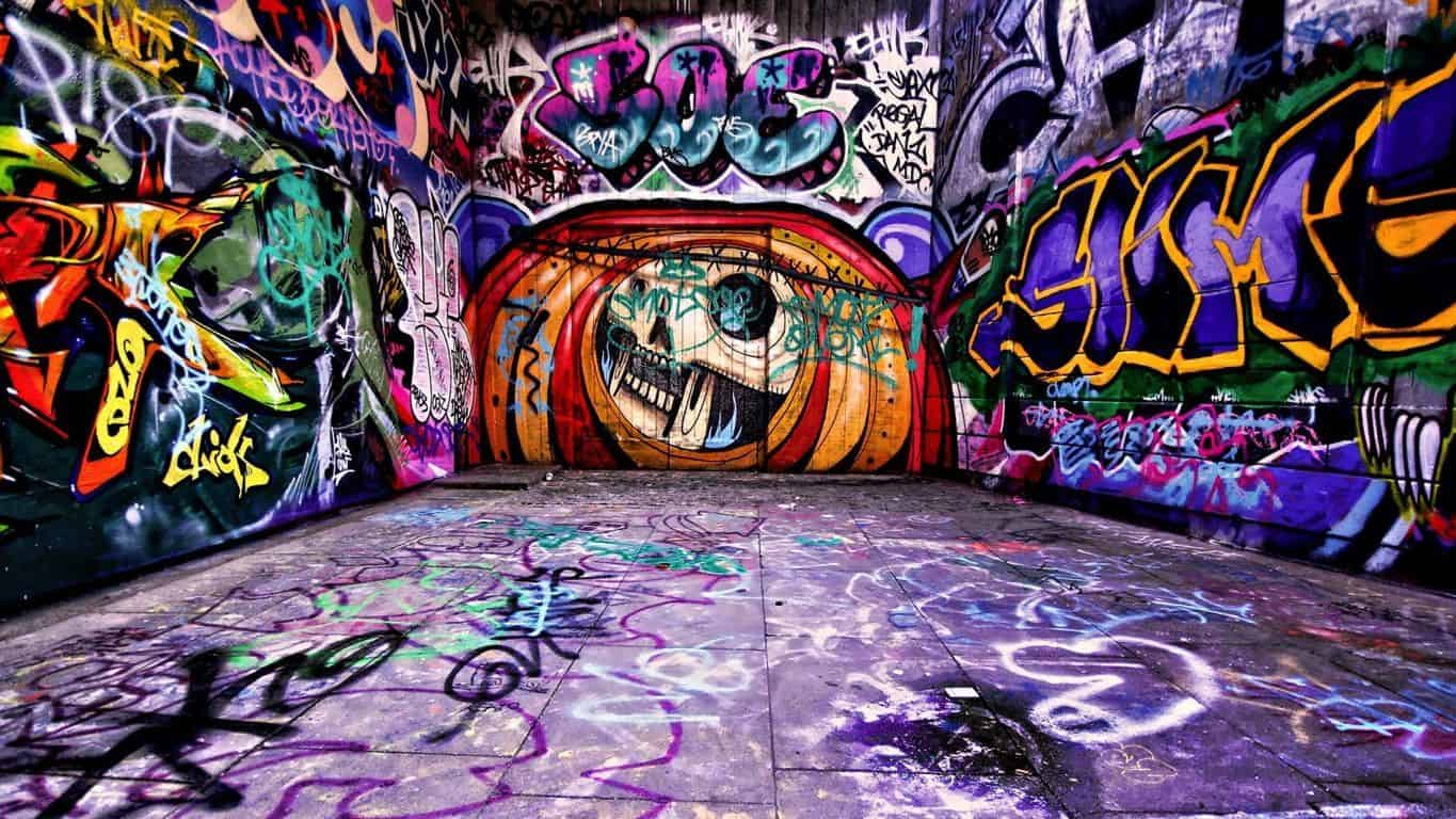 Graffiti Wallpaper 008