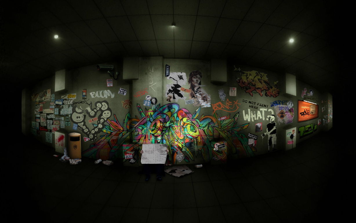 Graffiti Wallpaper 019
