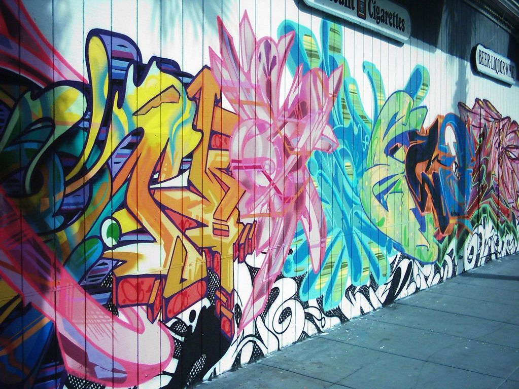 Graffiti Wallpaper 032