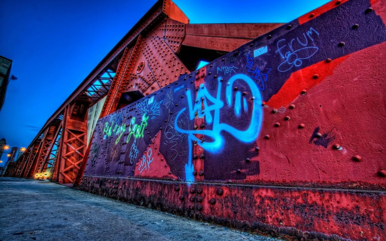 Graffiti Wallpaper 042