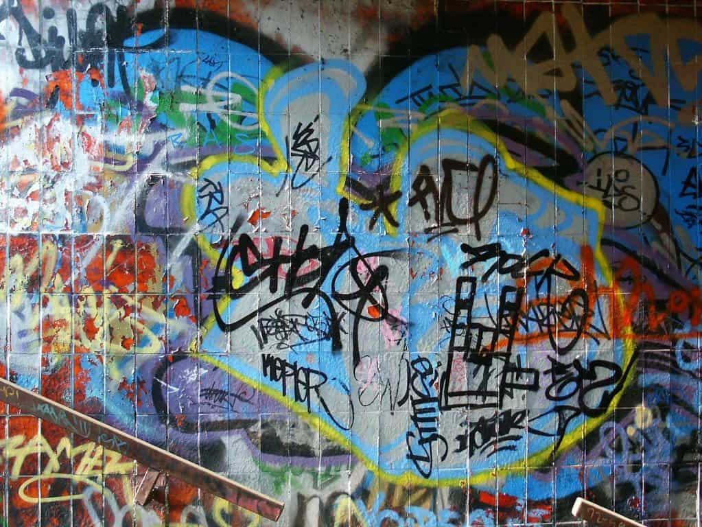 Graffiti Wallpaper 050