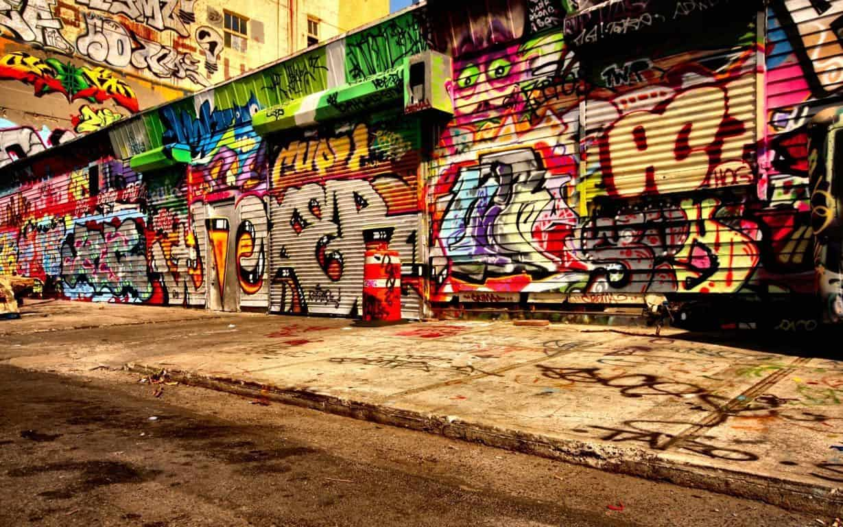 Graffiti Wallpaper 053