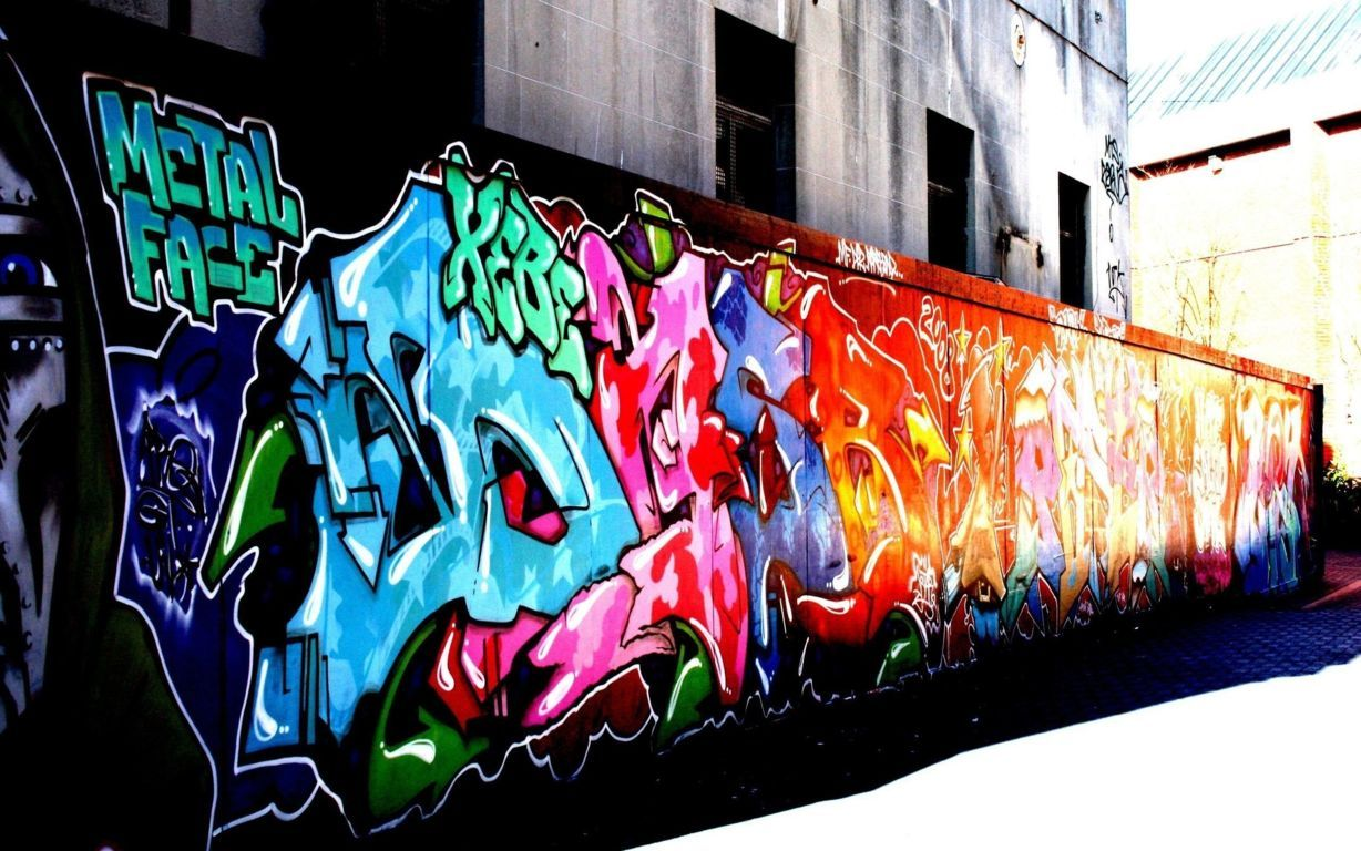 Graffiti Wallpaper 061