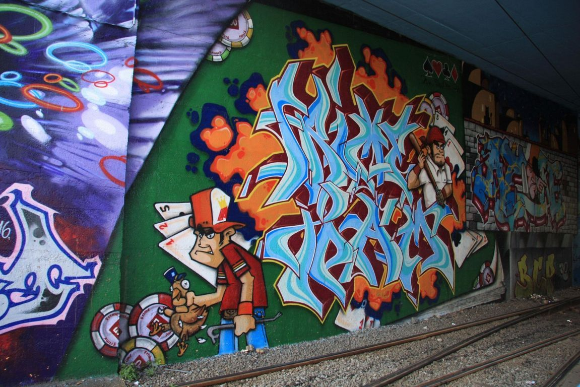 Graffiti Wallpaper 064