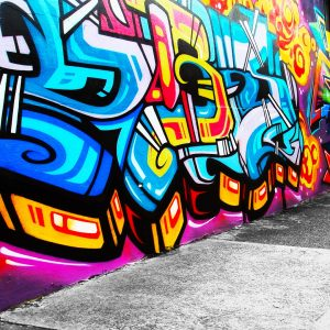 Graffiti Wallpaper 097 300x300