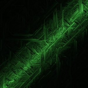 Green Wallpaper 095 300x300