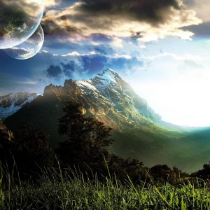 Landspace Wallpaper 123