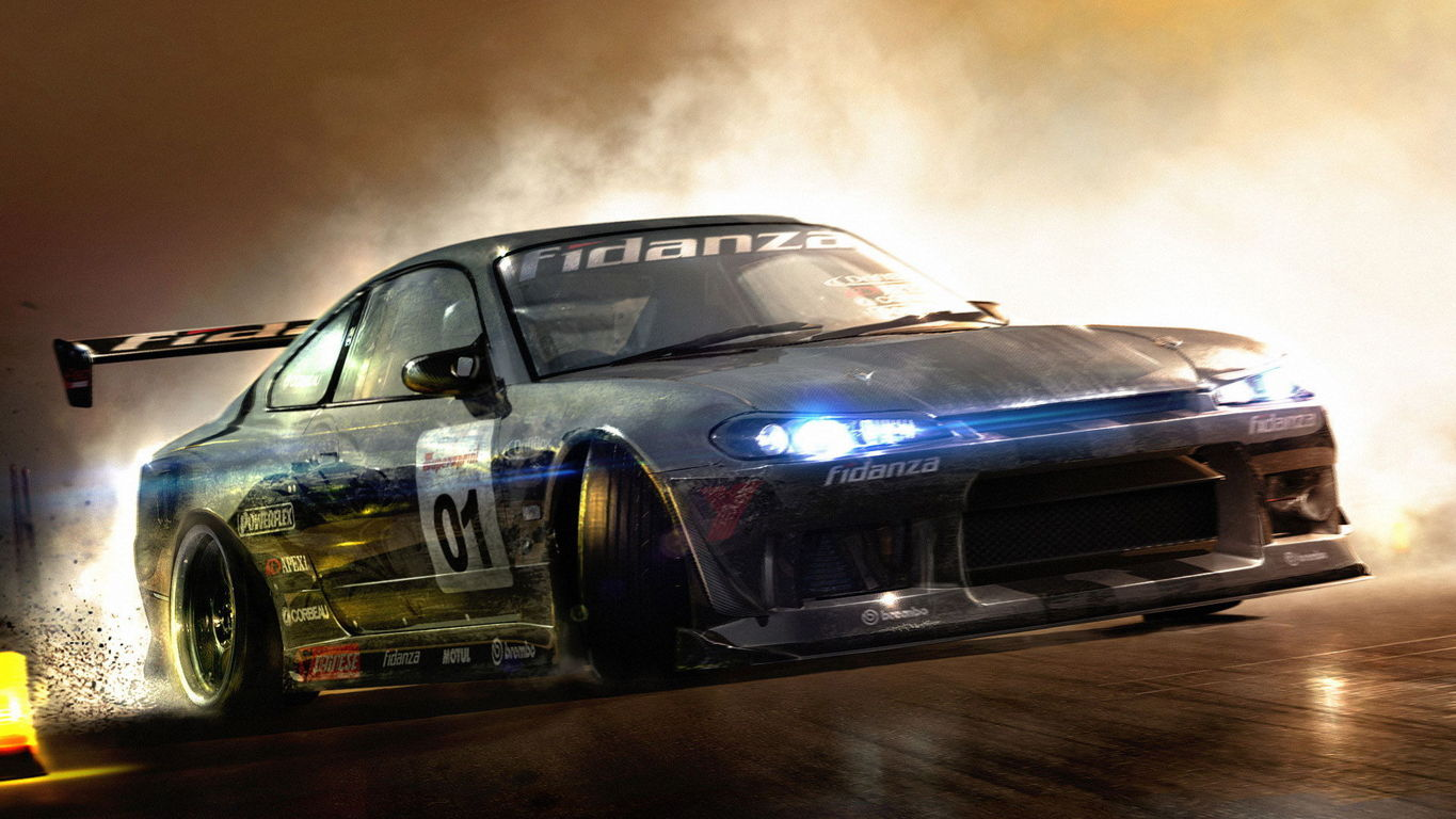 Racing Cars Wallpaper 001