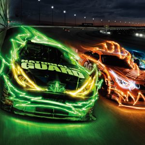 Racing Cars Wallpaper 006 300x300