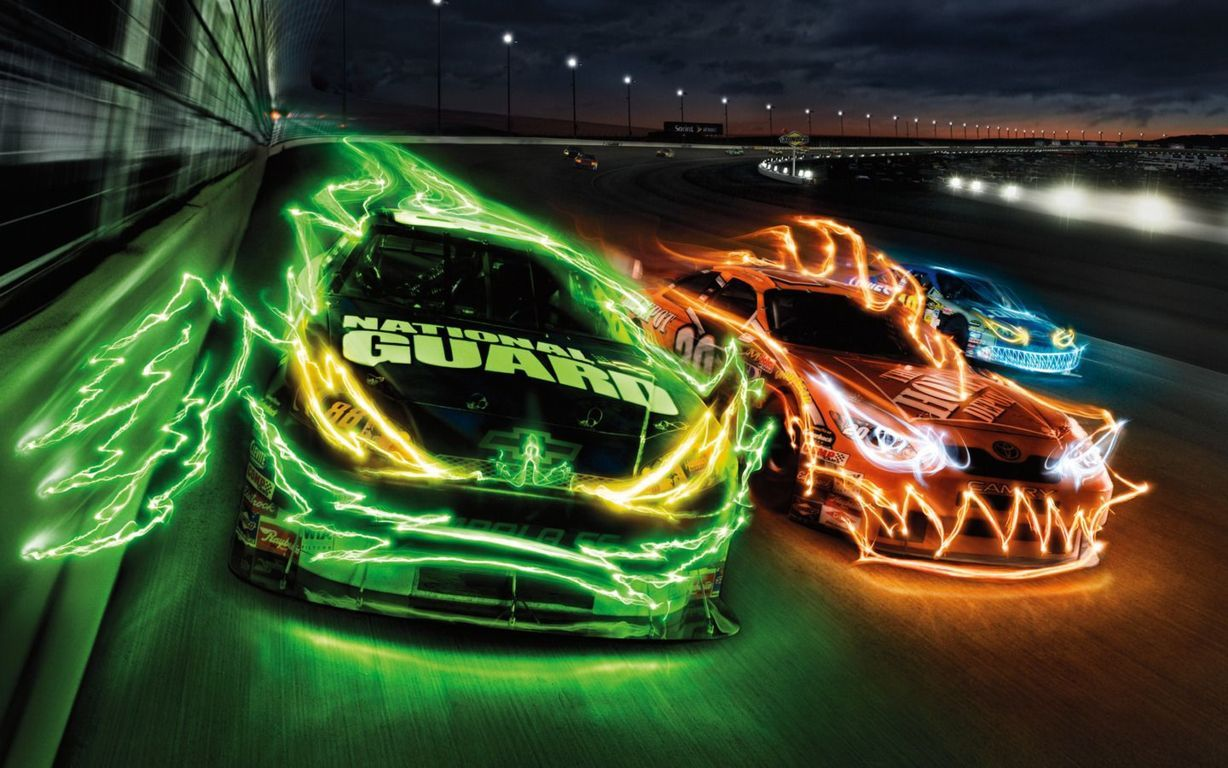 Racing Cars Wallpaper 006