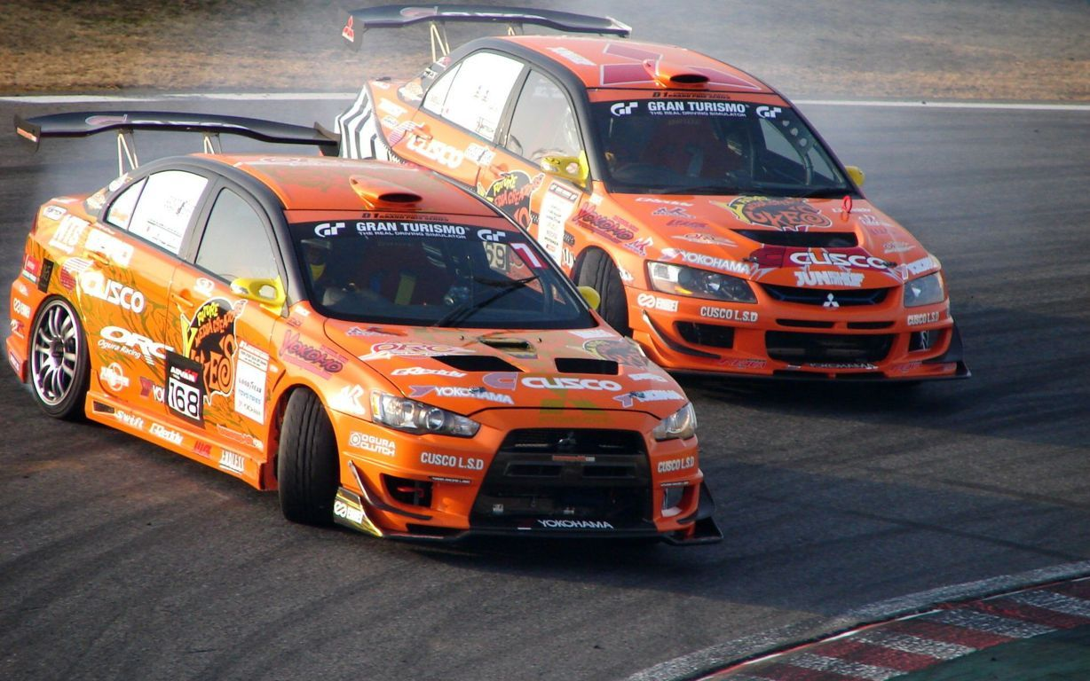 Racing Cars Wallpaper 030