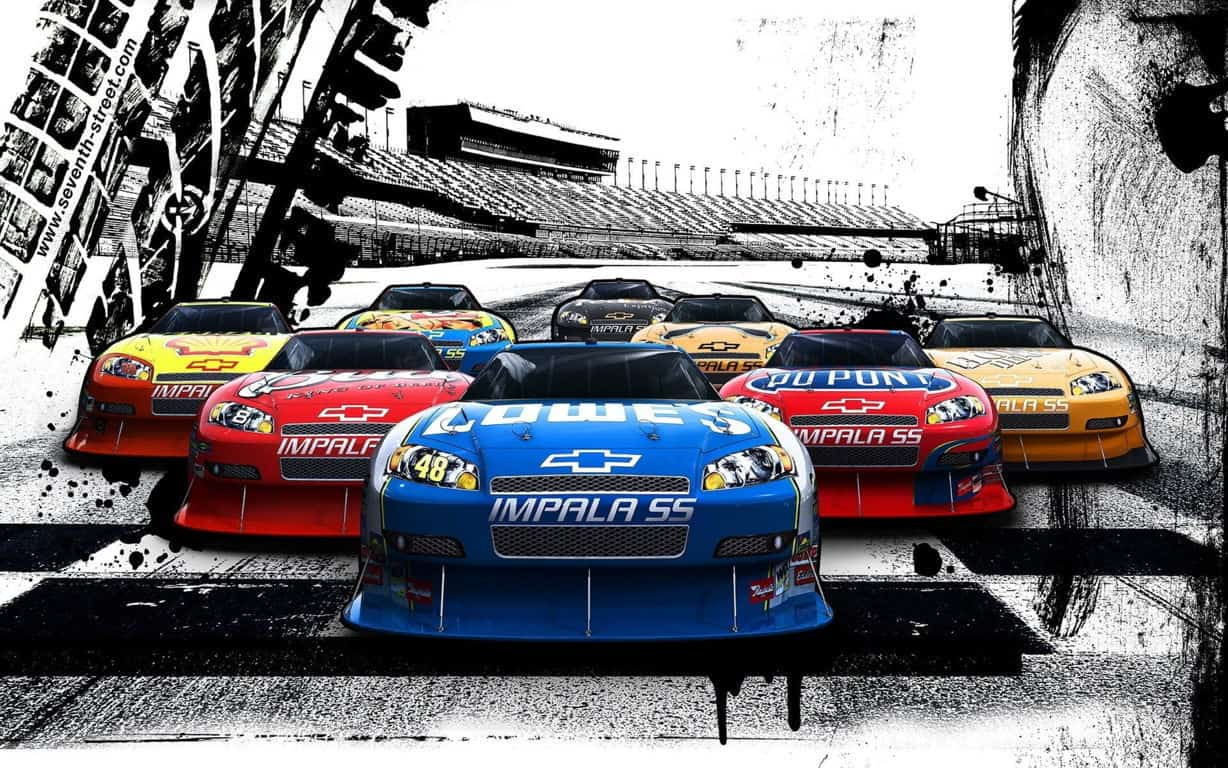 Racing Cars Wallpaper 081