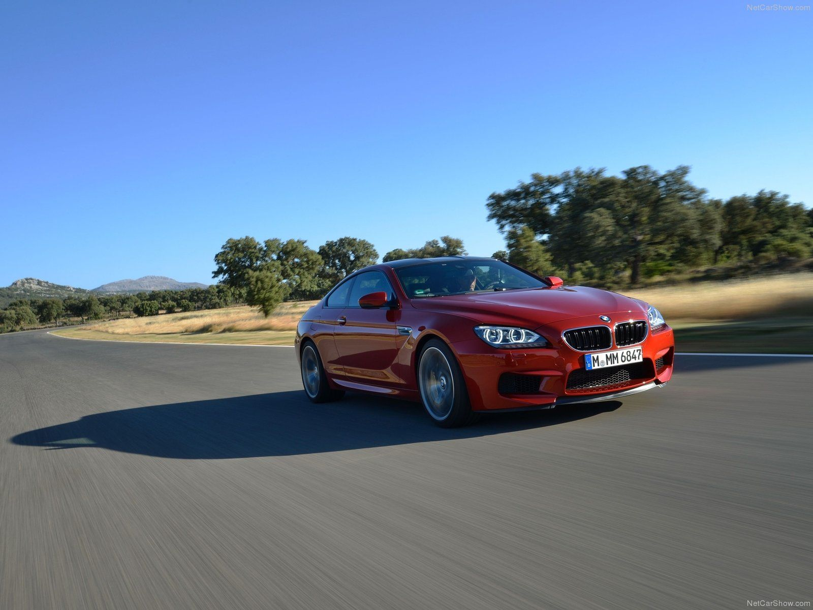 BMW M6 Wallpaper 028