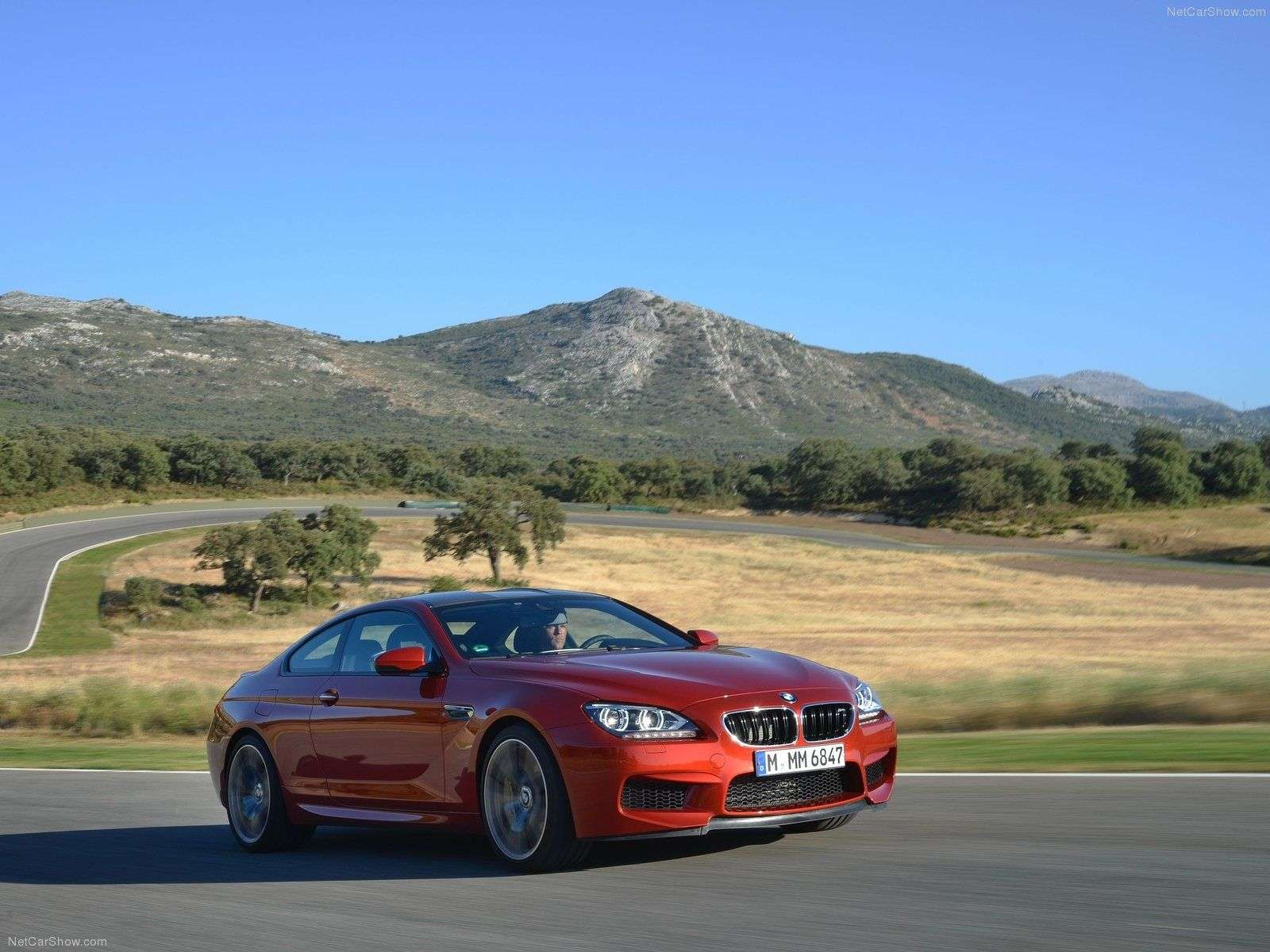 BMW M6 Wallpaper 029