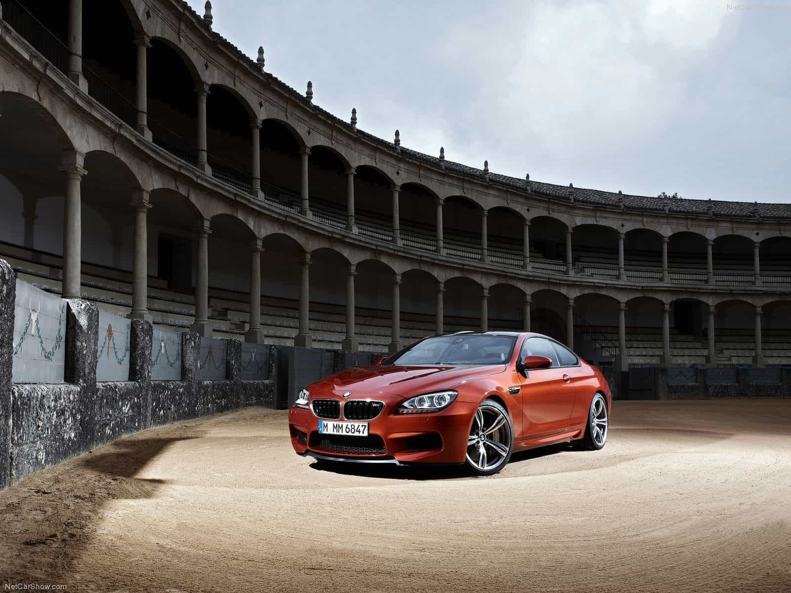 BMW M6 Wallpaper 030
