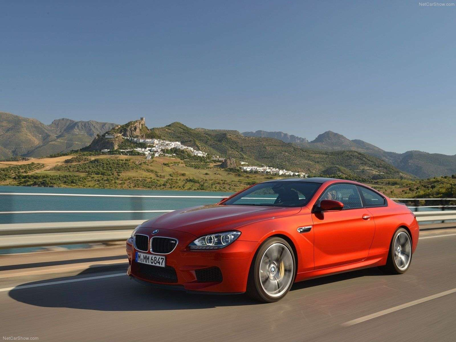 BMW M6 Wallpaper 031