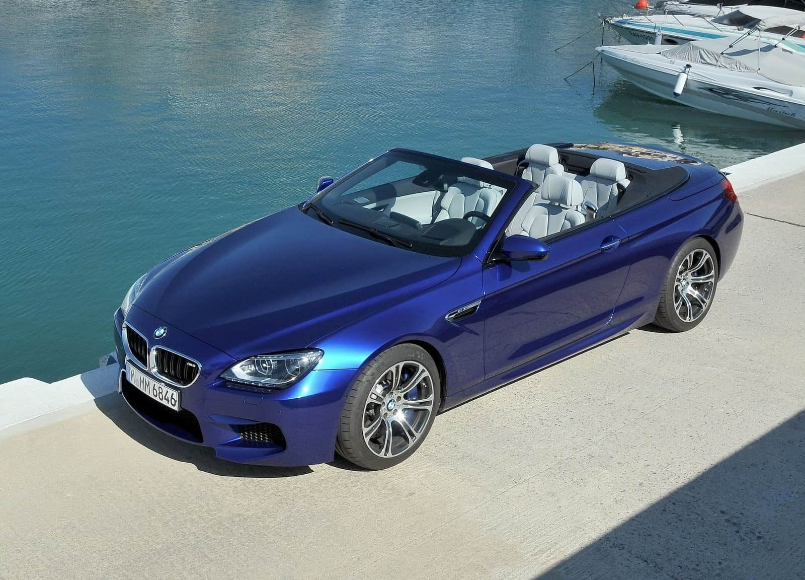 BMW M6 Wallpaper 055
