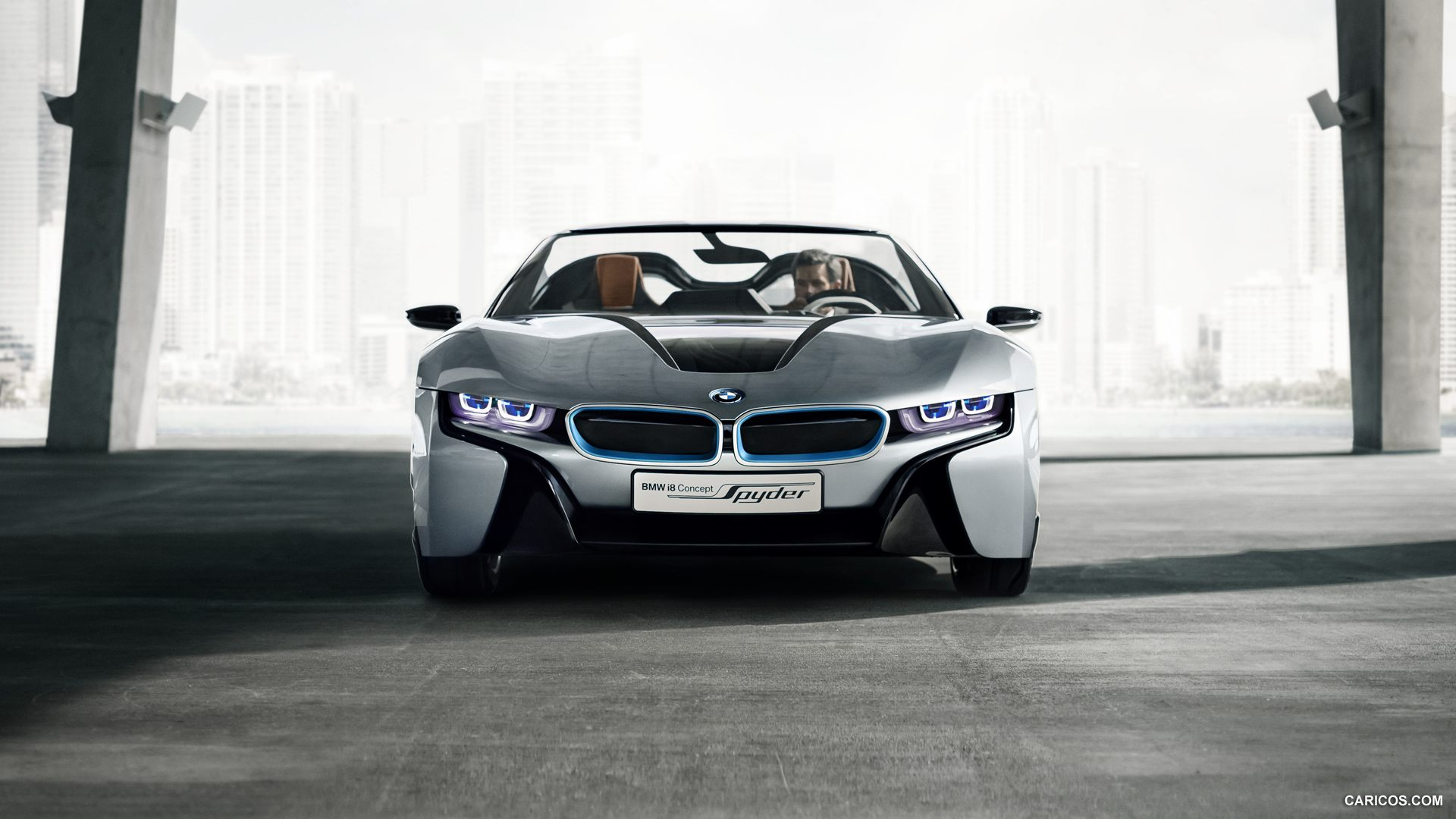 BMW i Series Wallpaper 072