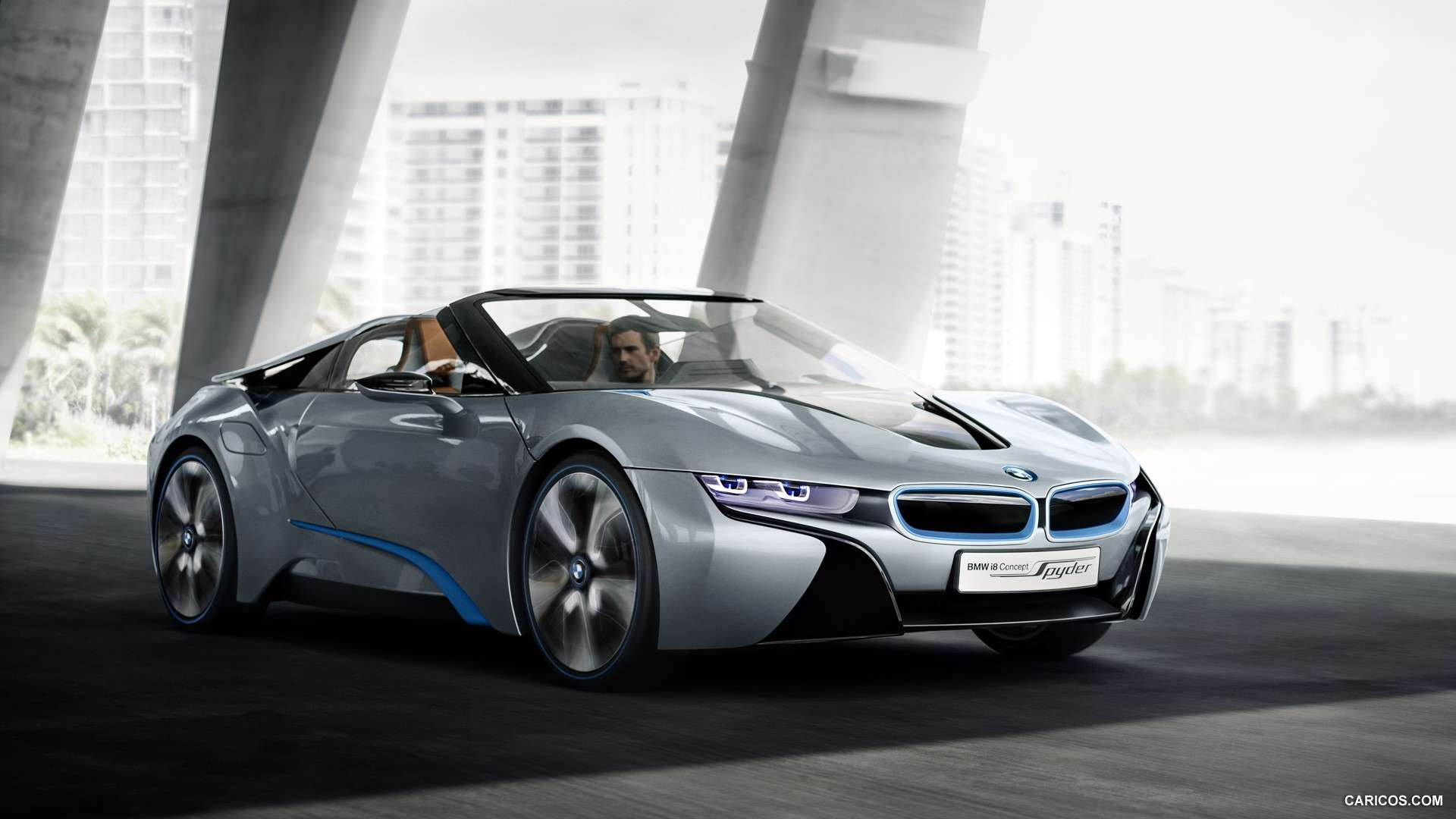 BMW i Series Wallpaper 074