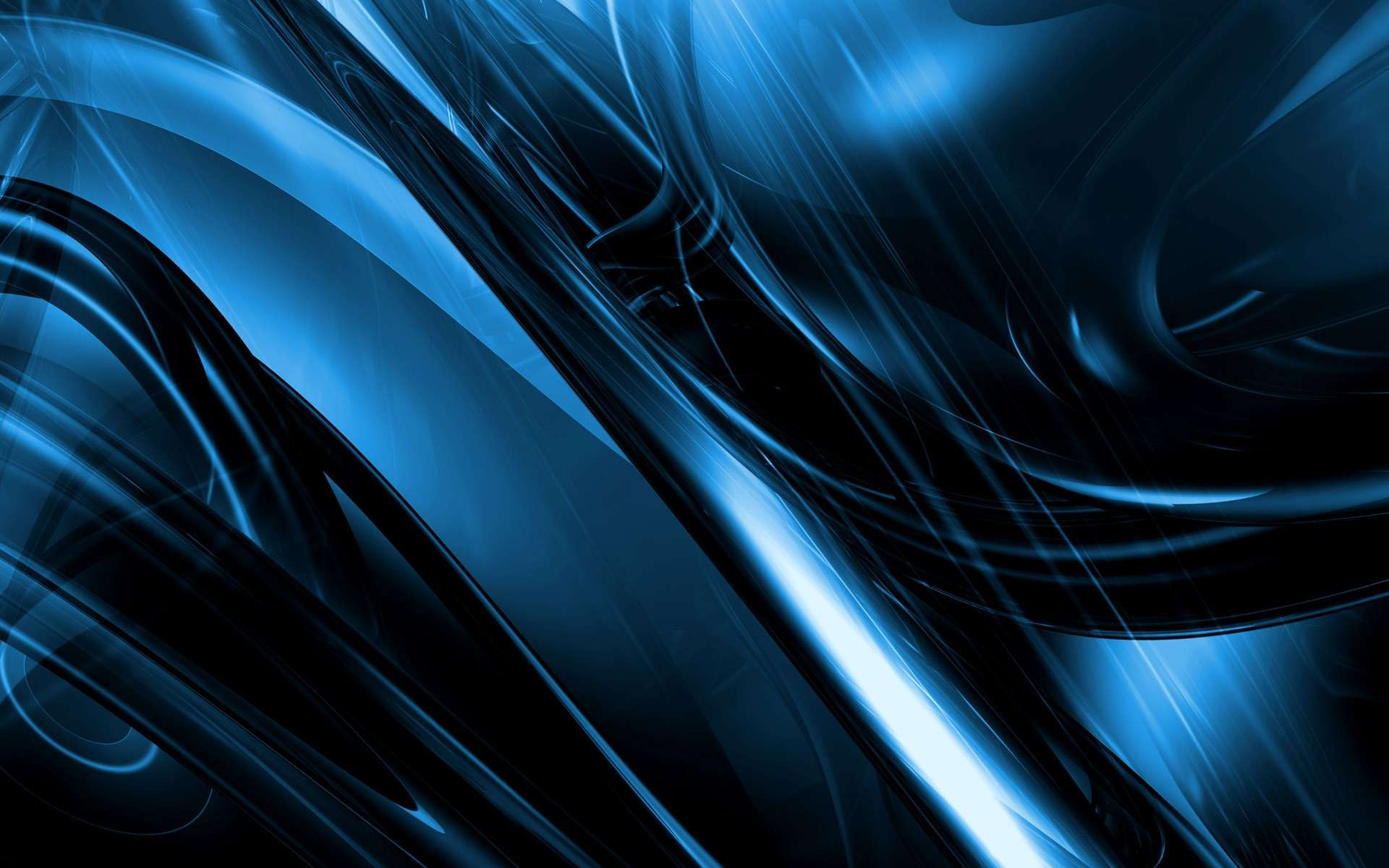 Blue Wallpaper 010