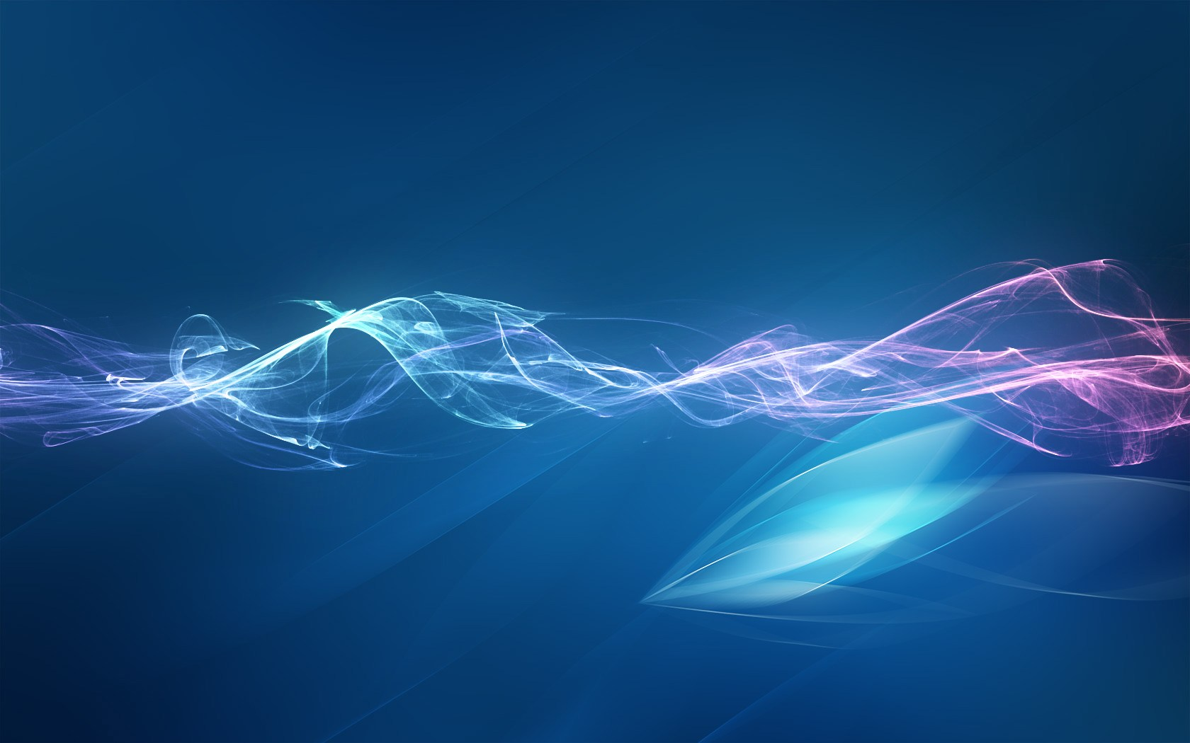Blue Wallpaper 031