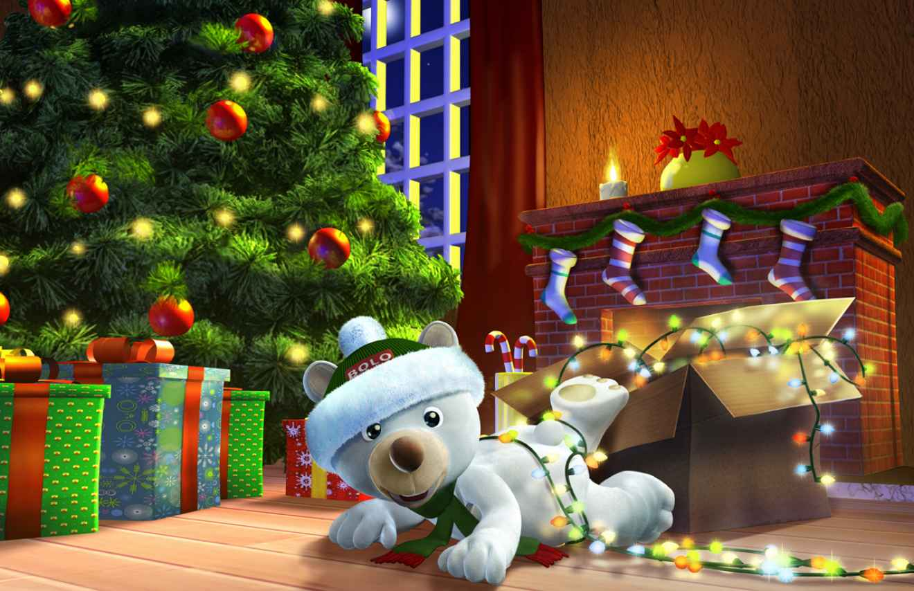Christmas Winter Wallpaper 004