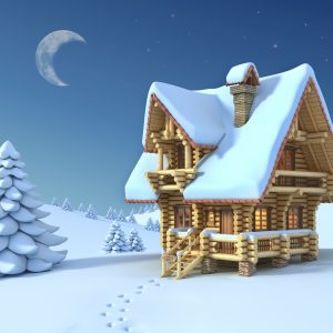 Christmas Winter Wallpaper 006 300x300
