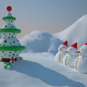 Christmas Winter Wallpaper 031