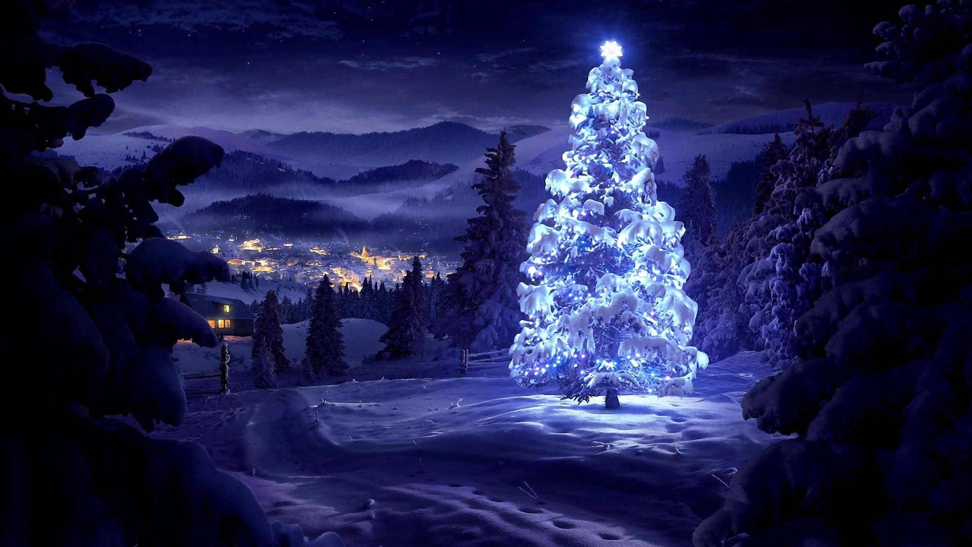 Christmas Winter Wallpaper 068