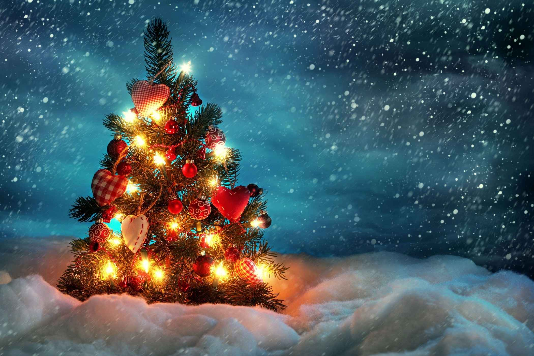 Christmas Winter Wallpaper 072