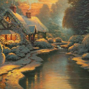 Christmas Winter Wallpaper 077 300x300
