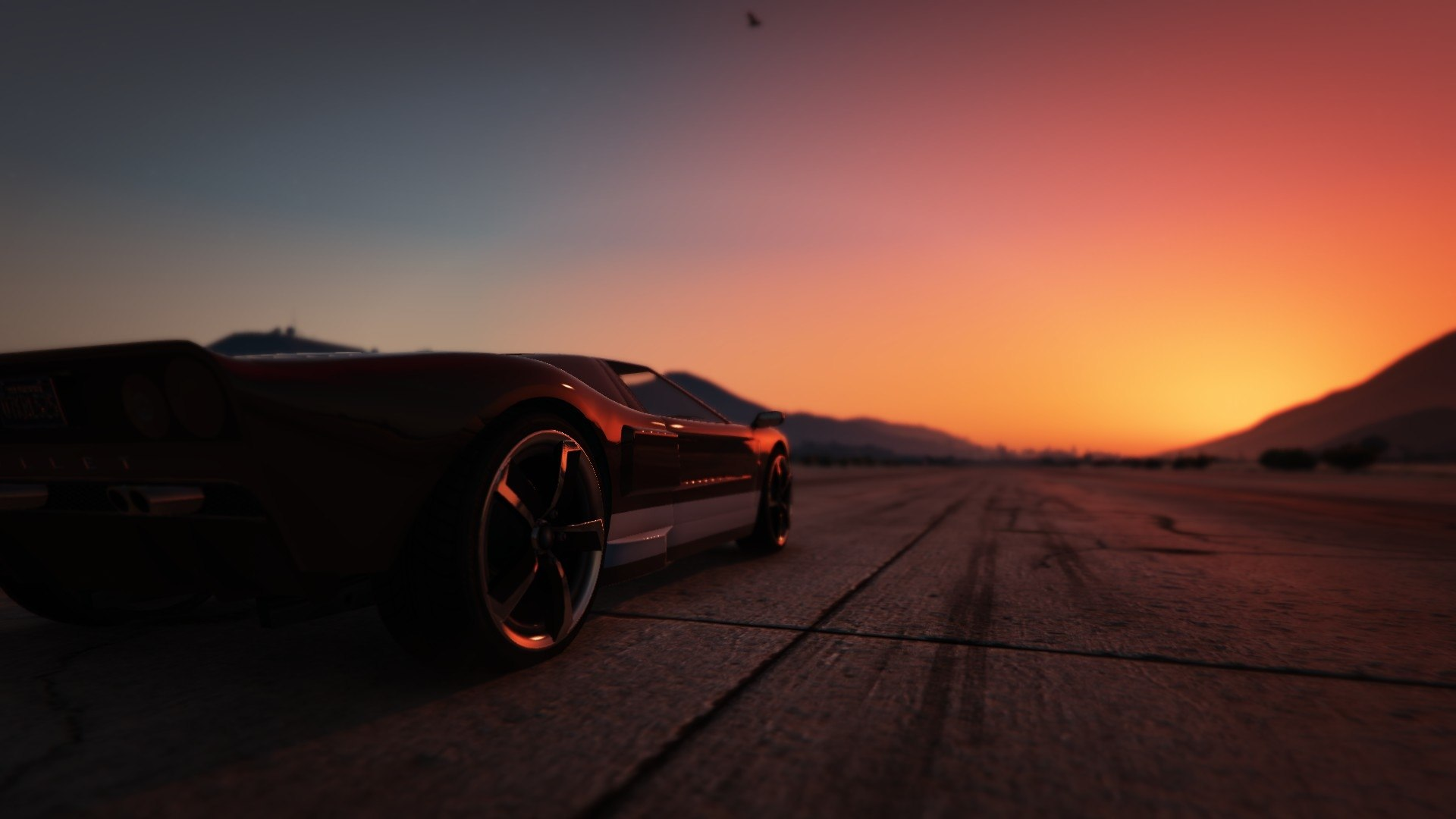 Game Grand Theft Auto V Wallpaper 007