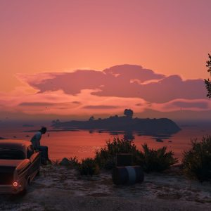 Game Grand Theft Auto V Wallpaper 010 300x300