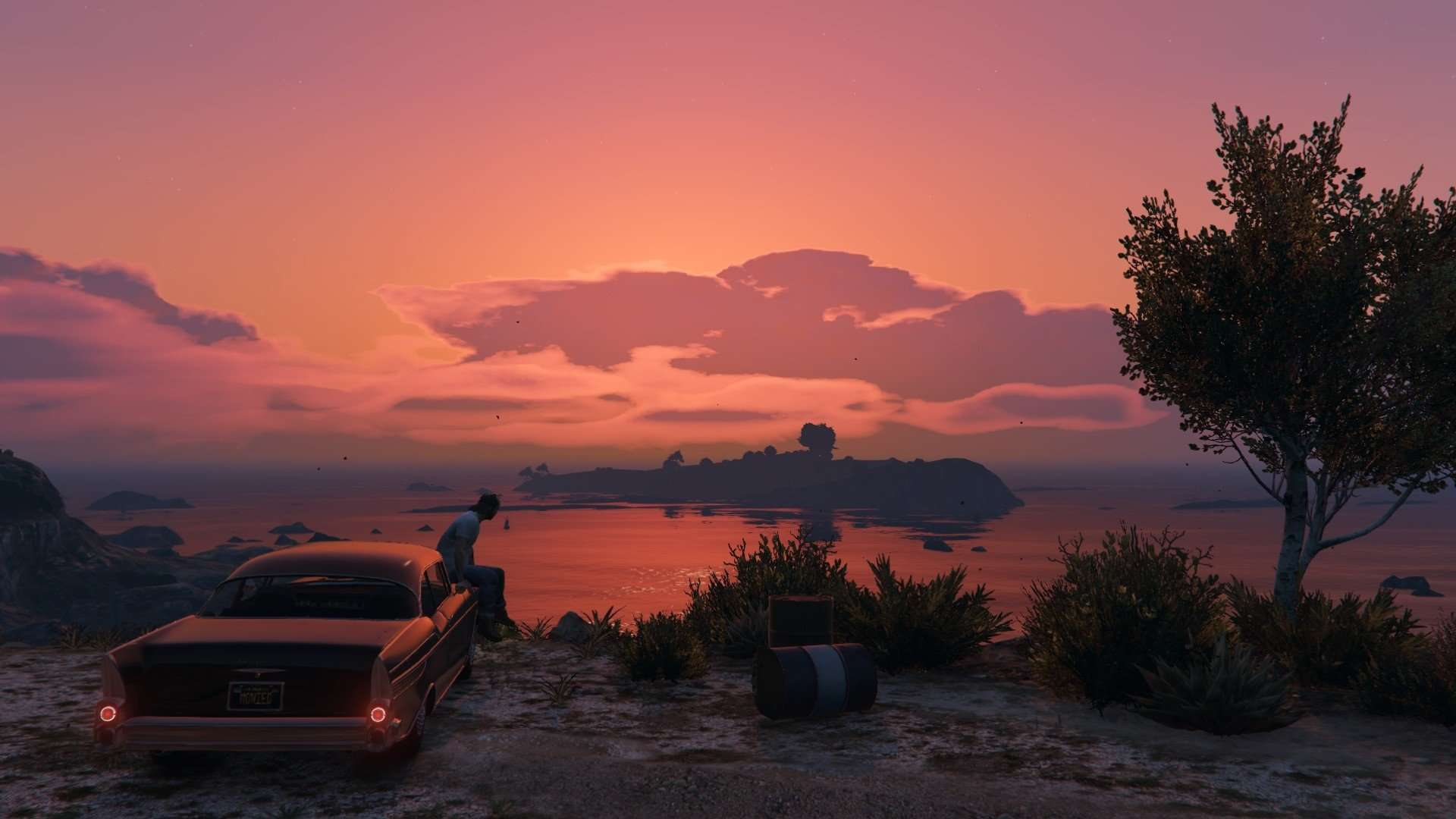 Game Grand Theft Auto V Wallpaper 010