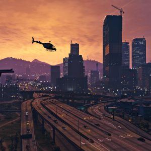 Game Grand Theft Auto V Wallpaper 018 300x300