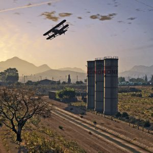Game Grand Theft Auto V Wallpaper 022