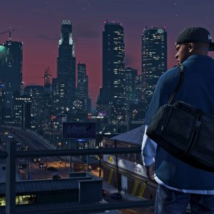 Game Grand Theft Auto V Wallpaper 024