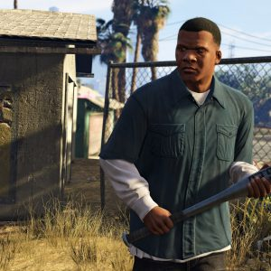 Game Grand Theft Auto V Wallpaper 029 300x300