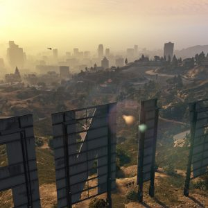 Game Grand Theft Auto V Wallpaper 030 300x300