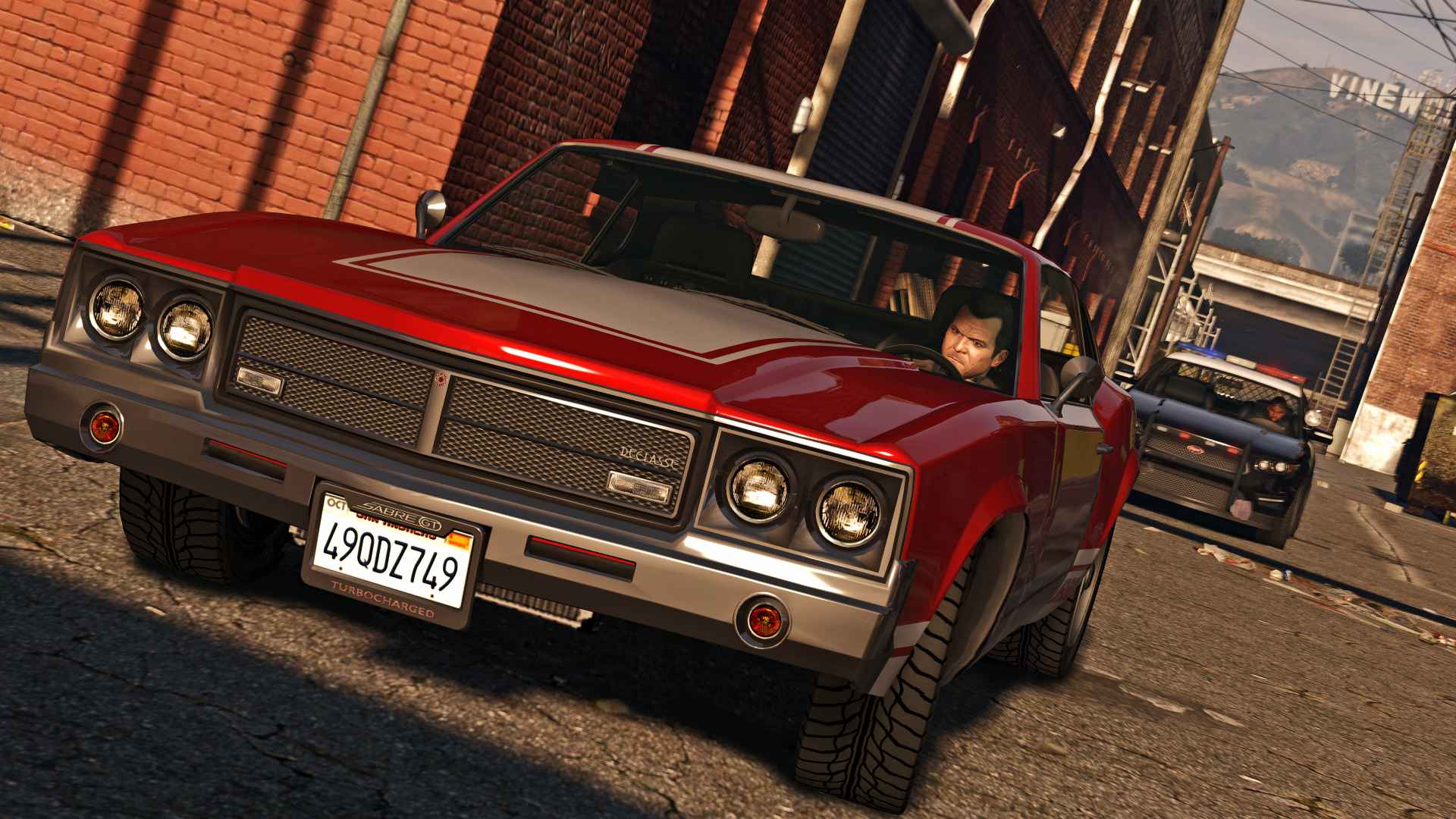 Game Grand Theft Auto V Wallpaper 032