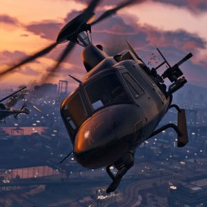 Game Grand Theft Auto V Wallpaper 035 300x300