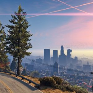 Game Grand Theft Auto V Wallpaper 036 300x300